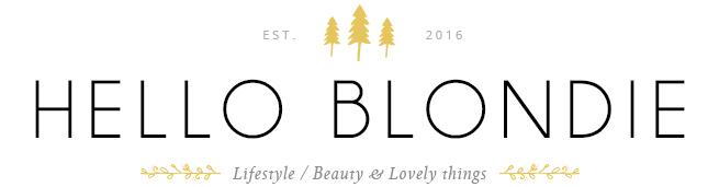 Découverte Blog : Hello Blondie