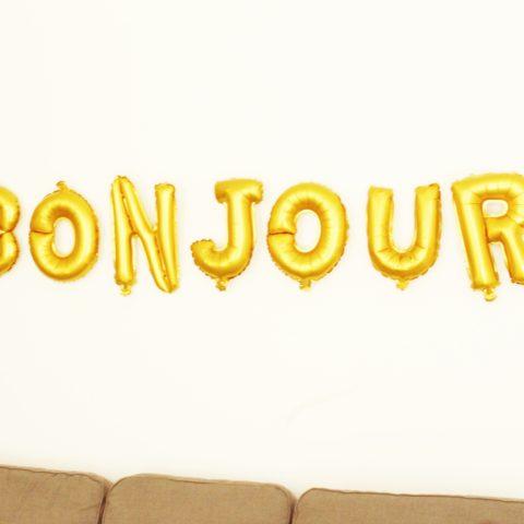 Rentrée Brunch Party chez Boujour Bdx !
