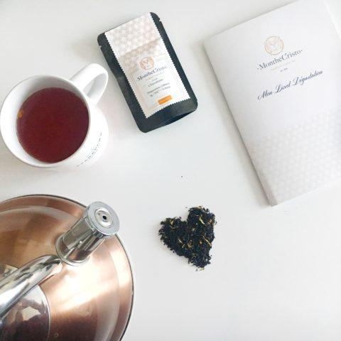 Monthécristo : Des thés et des infusions médaillés
