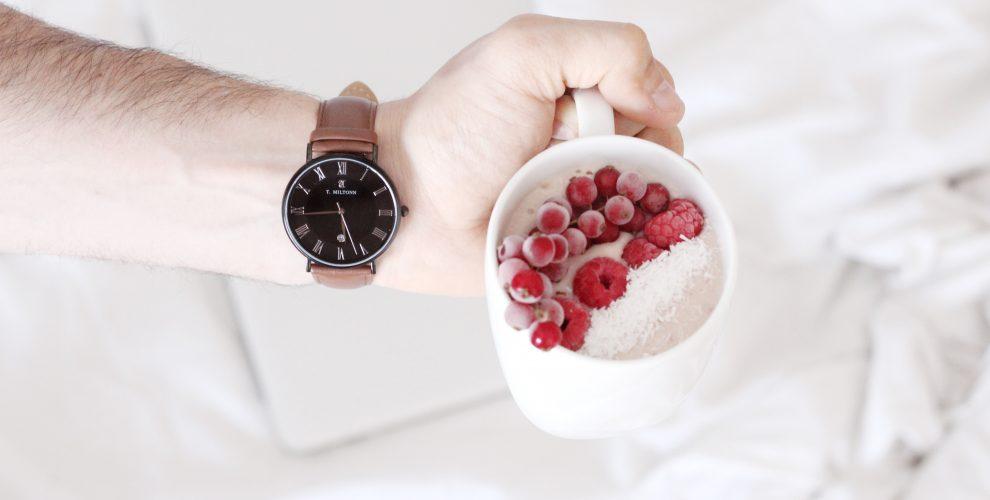 T Miltonn marque de montre