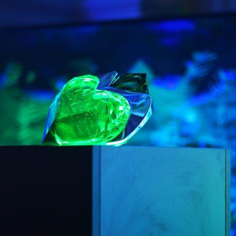 Thierry Muggler : Lancement de leur dernier parfum AuraMugler