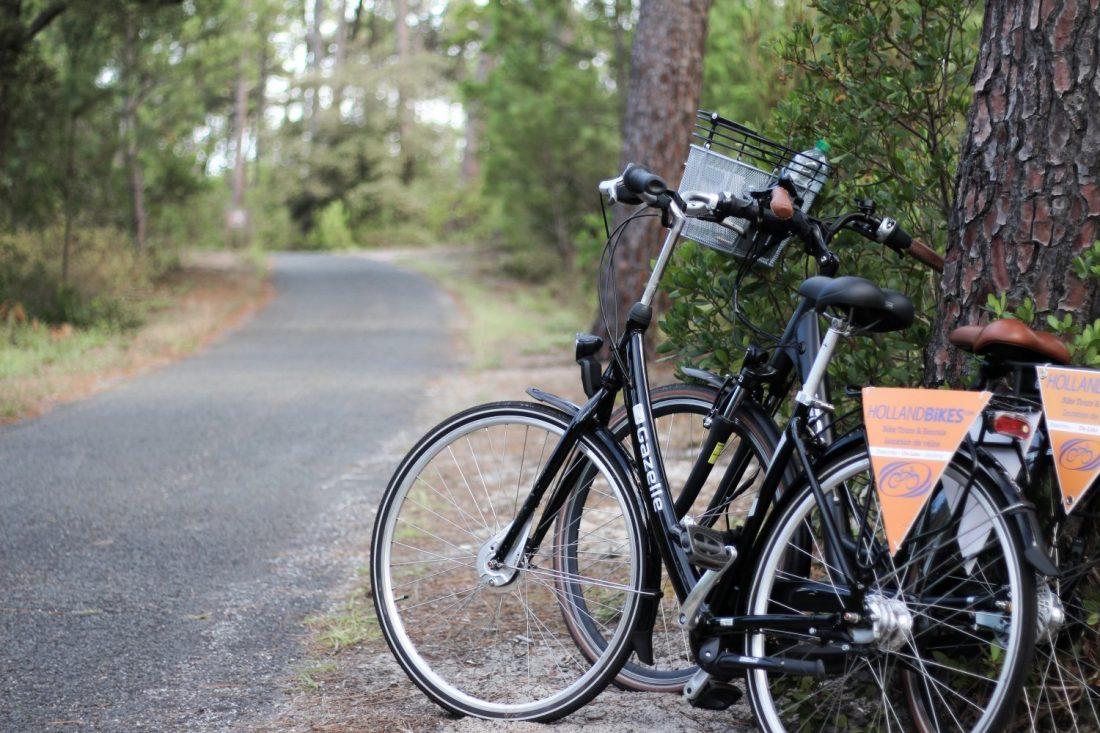 Une jolie balade à vélo avec Hollandbikes + Concours