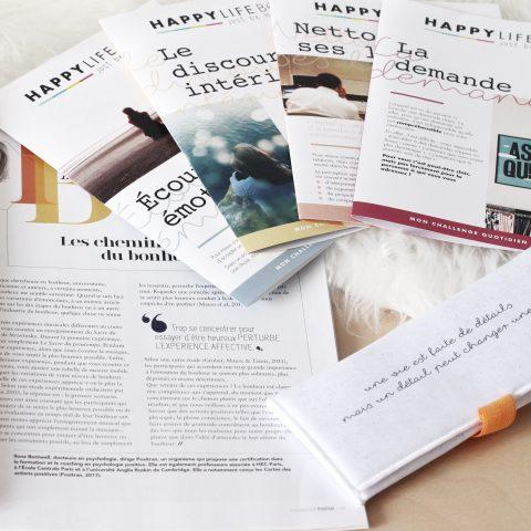 Happy Life Box : La box sur le développement de soi
