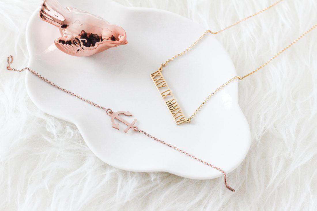 oNecklace – Bijoux personnalisés