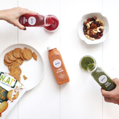 Yumi Drinks – Des jus à tout moment et pour tous les goûts