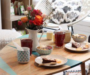 Petit déjeuner Paris blog lifestyle