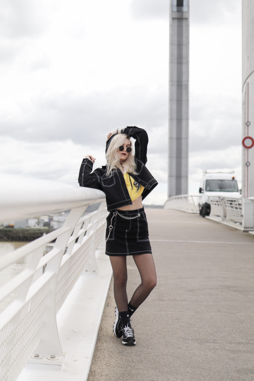 Photographe mode bordeaux