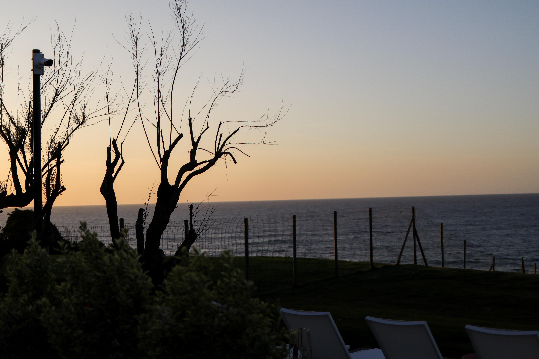 Couché de soleil hotel la reserve