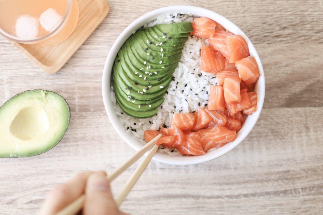 Poké bowl maison facile à réaliser