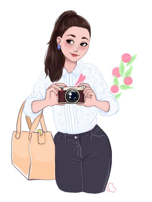 L'univers de chloe photographe mode blogueuses lifestyle beauté bordeaux