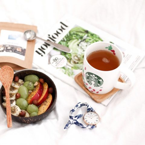 Colors of tea – Box Thé Bordelaise