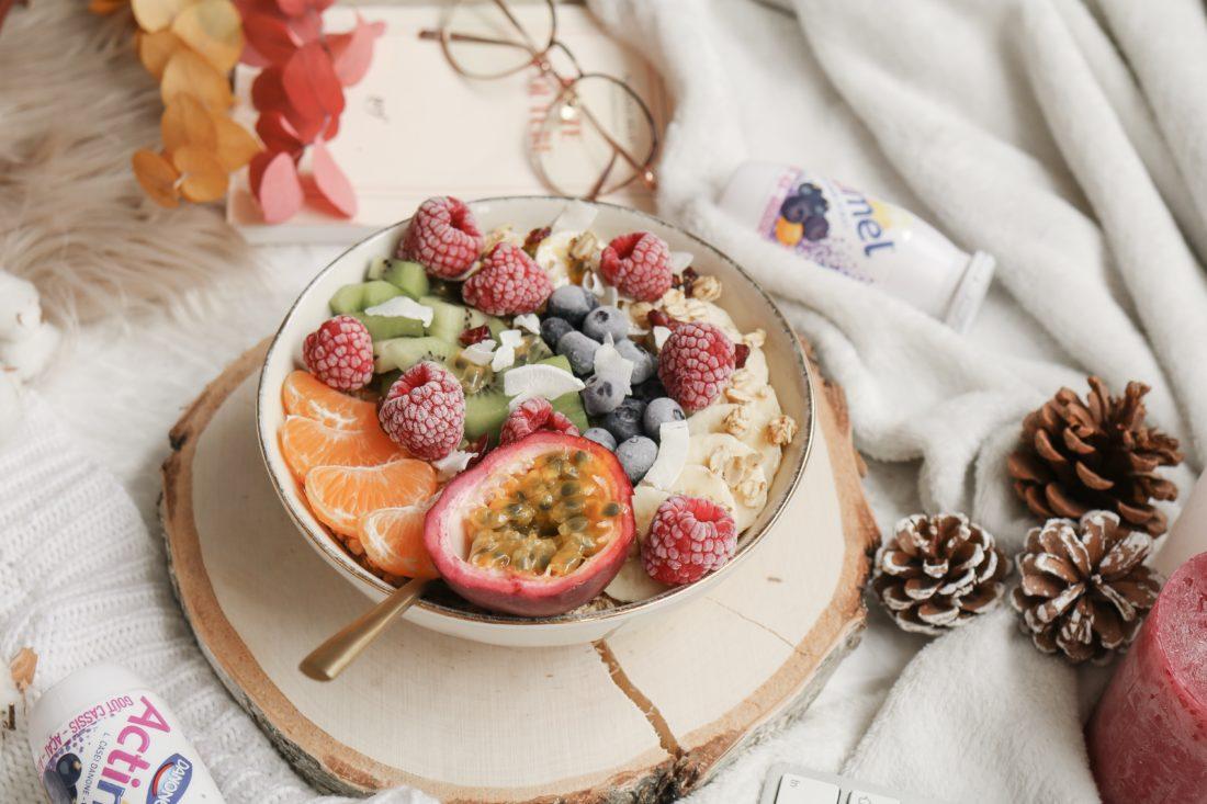 Mon petit déjeuner idéal en hiver !