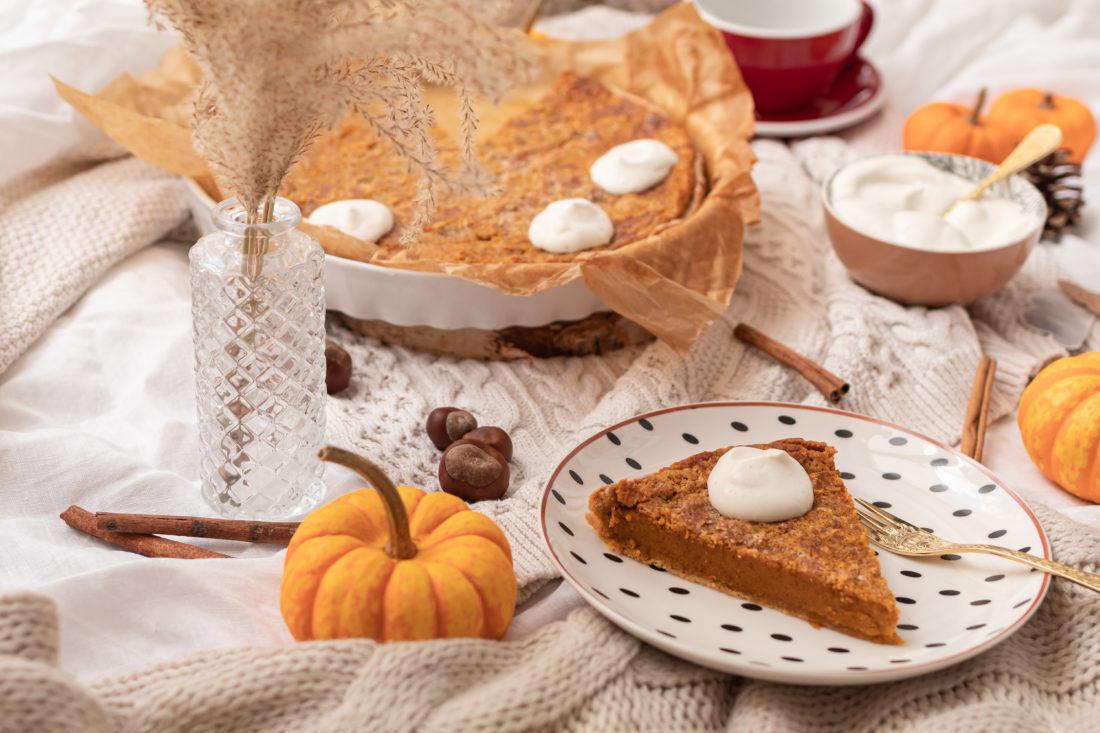Recette #8 – American Pumpkin Pie