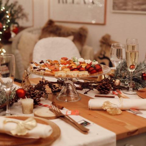 Mon diner de Noël x Thiriet